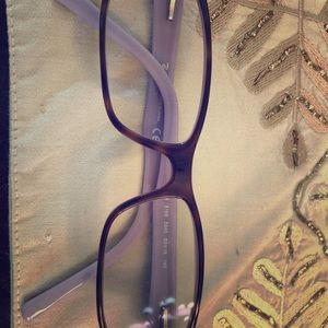 Women's Ray-Ban glasses 👓 with lavender accent